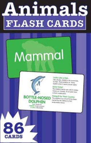 9781411499645: Animals (Flash Kids Flash Cards)