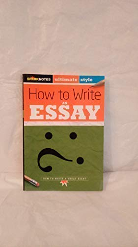 9781411499768: How to Write an Essay