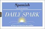 9781411499805: Spanish (the Daily Spark)