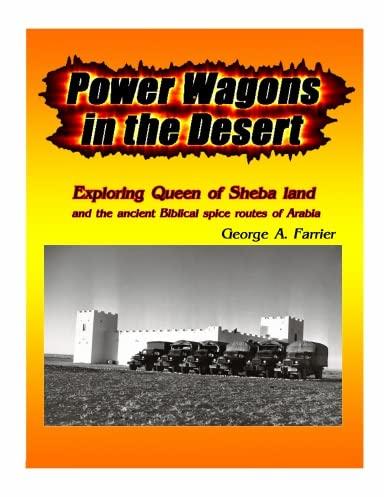 9781411600447: Power Wagons in the Desert