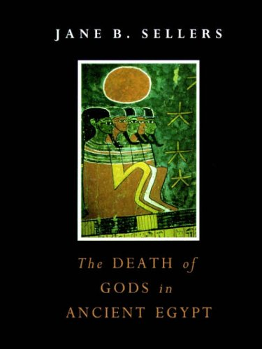 9781411601765: The Death of Gods in Ancient Egypt