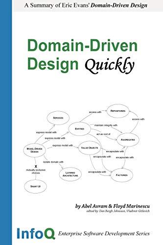 9781411609259: Domain-Driven Design Quickly