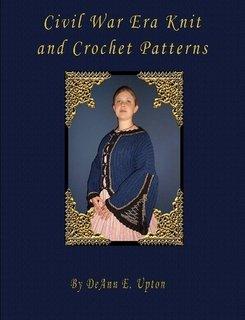 9781411619210: Civil War Era Knit and Crochet Patterns