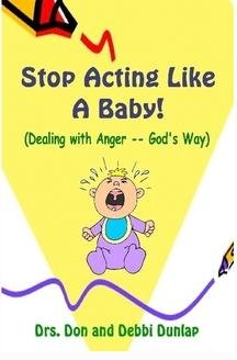 9781411628373: Stop Acting Like a Baby! (Handling Anger God's Way)