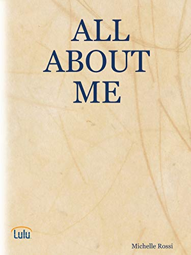 9781411631472: All About Me