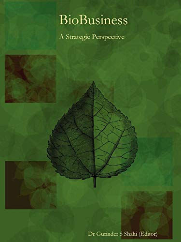9781411634398: Biobusiness: A Strategic Perspective
