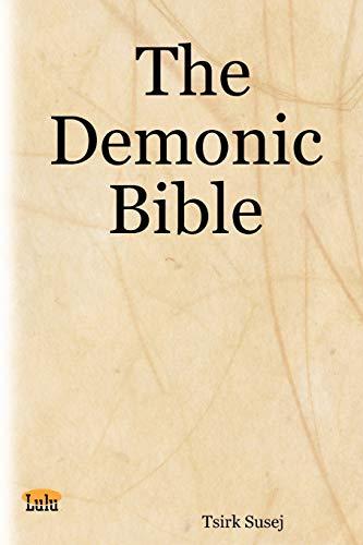 9781411635760: The Demonic Bible