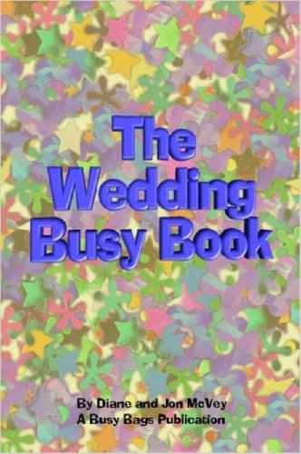 9781411635920: The Wedding Busy Book