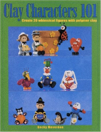 9781411636255: Clay Characters 101