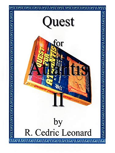 9781411636316: Quest for Atlantis II