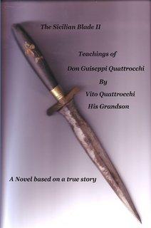 9781411636323: The Sicilian Blade II: The Teachings of Don Giuseppe Quattrocchi