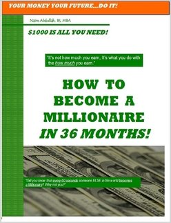 9781411636828: How to Become A Millionaire in 36 Months