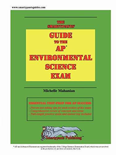 9781411644779: The Smartypants' Guide to the AP Environmental Science Exam