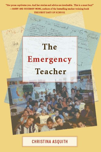 9781411649187: The Emergency Teacher