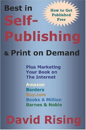 Best in Self-Publishing & Print on Demand: Rising, David