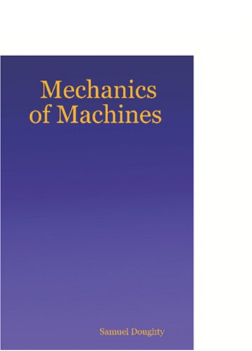 9781411663008: Mechanics of Machines