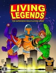 9781411663046: UNI10001 Living Legends