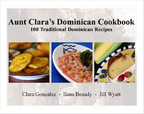 9781411663251: Aunt Clara's Dominican Cookbook