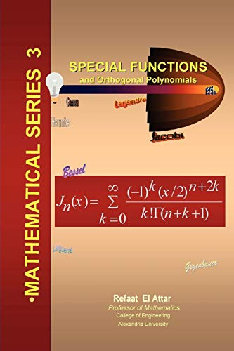 9781411666900: Special Functions and Orthogonal Polynomials