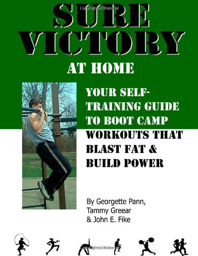 9781411667655: Sure Victory at Home: Your Self-Training Guide to Boot Camp Workouts that Blast Fat & Build Power