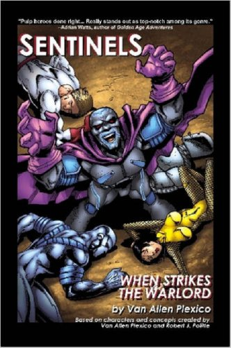 9781411667945: Sentinels: When Strikes the Warlord