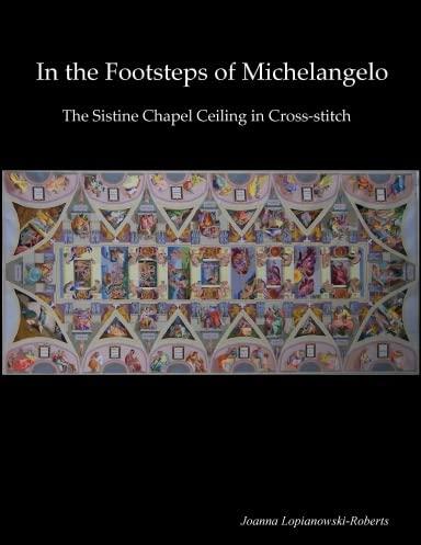 9781411668768: Michelangelo's Sistine Chapel Ceiling in Cross-stitch