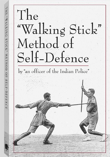 9781411670570: The Walking Stick Method of Self-defence