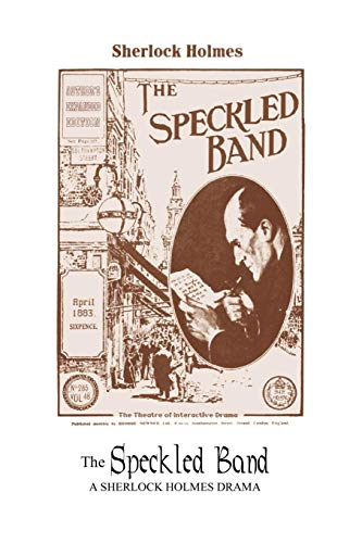9781411671621: The Speckled Band Author's Expanded Edition