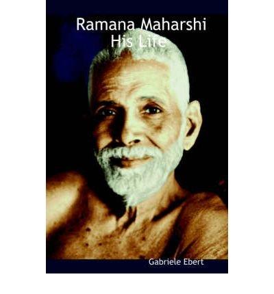 9781411672567: Ramana Maharshi: His Life
