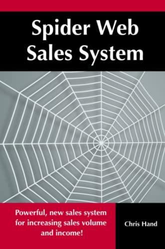 9781411680036: Spider Web Sales System