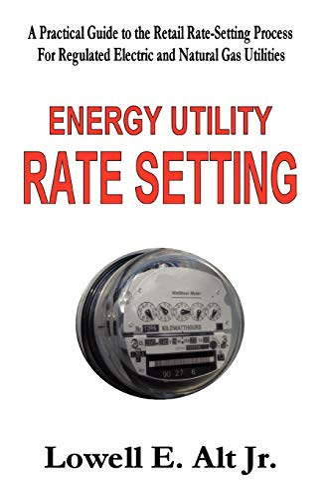 9781411689596: Energy Utility Rate Setting