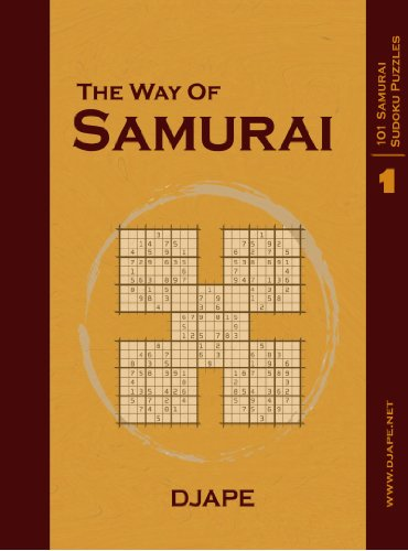 9781411690998: The Way of Samurai: 101 Samurai Sudoku Puzzles