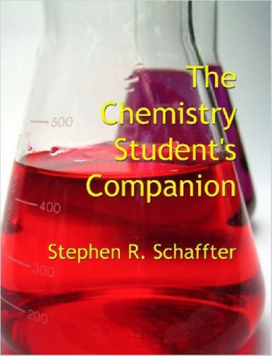 9781411692473: The Chemistry Student's Companion