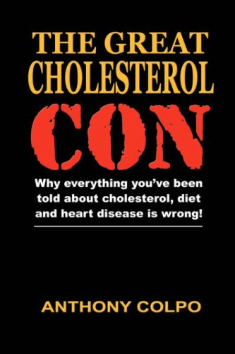 9781411694750: The Great Cholesterol Con