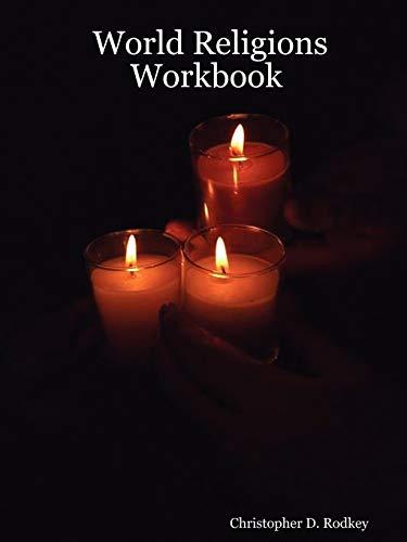 9781411696211: World Religions Workbook