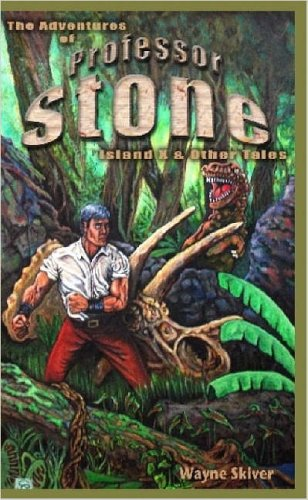 9781411697959: The Adventures of Professor Stone--Island X & Other Tales
