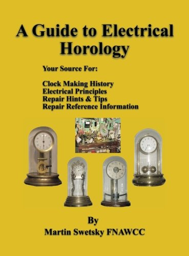 9781412004213: A Guide to Electrical Horology