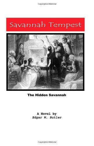 9781412007658: Savannah Tempest: A Novel