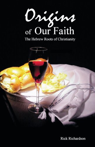 9781412008242: Origins of Our Faith- The Hebrew Roots of Christianity