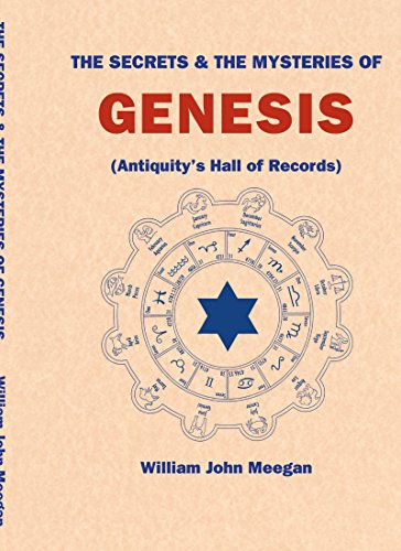 9781412010122: The Secrets & The Mysteries Of Genesis: Antiquity's Hall of Records