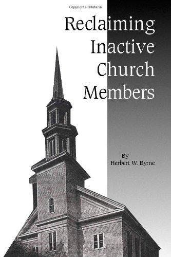 9781412010610: Reclaiming Inactive Church Members