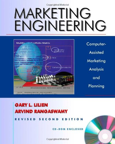 9781412022521: Marketing Engineering, Revised Second Edition