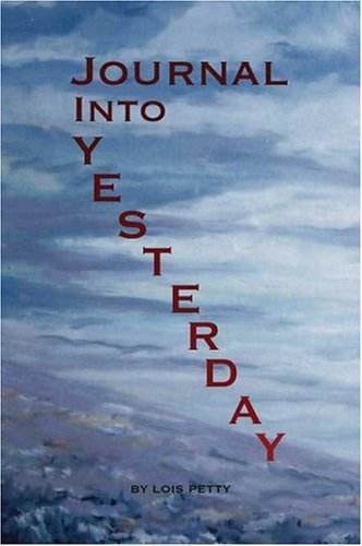 9781412022712: Journal Into Yesterday