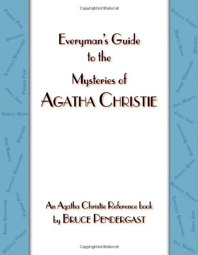 9781412023047: Everyman's Guide to the Mysteries of Agatha Christie