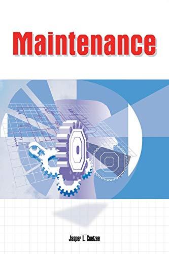 9781412023627: Maintenance