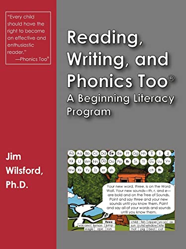 9781412031943: Reading, Writing and Phonics Too (R)