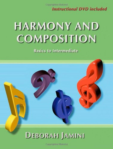 9781412033336: Harmony And Composition: Basics to Intermediate