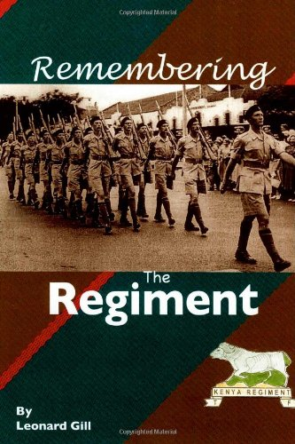 9781412040068: Remembering the Regiment