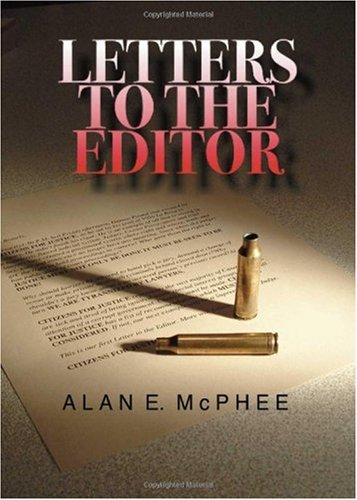 Letters to the Editor: McPhee, Alan E.