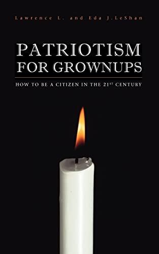 9781412056656: Patriotism For Grownups